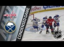 Washington Capitals vs Buffalo Sabres Feb 19 2018