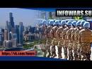 Алекс Джонс: Власти Чикаго просят ввести в город миротворцев ООН