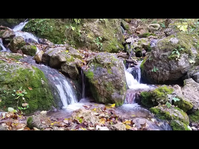 The Sound of Water - The Sound of a Mountain Stream - The Sounds of Nature of Upper Balkaria