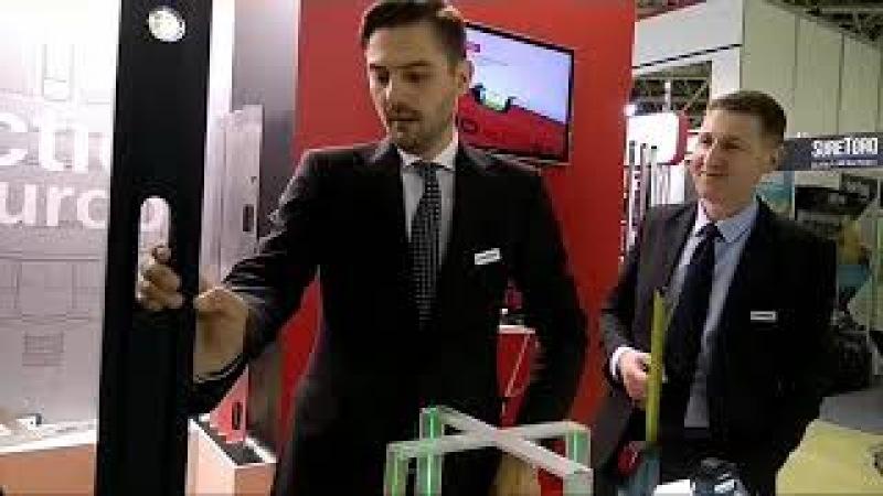 Уровни польской компании PRO, обязаны быть в России , MITEX 2017