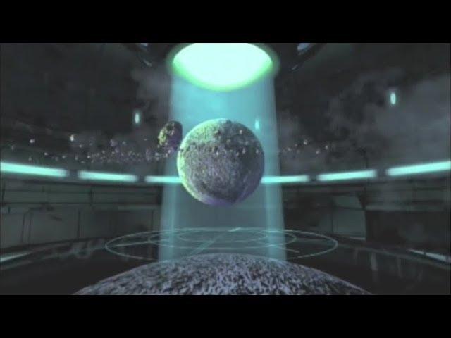 Над Плоской Землей началась замена Солнца фонаря, на котором уже убрали все пятна битые пиксели