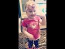 Привет, Регина! видео приветик от Викуси Костаревой доченьки моих молодоженов! Ведущая Регина Магасумова Екатеринбург