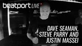 Beatport Live 006 Dave Seaman, Steve Parry &amp Justin Massei (Selador)