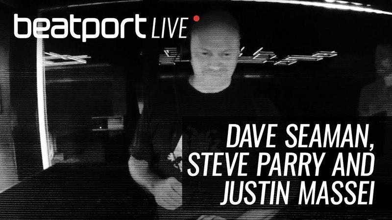 Beatport Live 006 Dave Seaman Steve Parry Justin Massei Selador