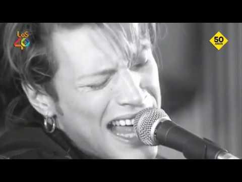 Bon Jovi - Bed Of Roses (Subtitulado)