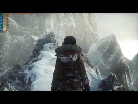Rise of the Tomb Raider 1080p60 - DirectX12 | GTX 1070TI | Ultra Settings