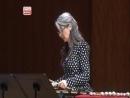 Evelyn Glennie performs Concerto in C major RV 443, Mov 1 by Vivaldi