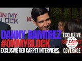 Danny Ramirez interviewed at Premiere of Netflix's coming of age comedy