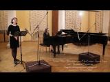 Татьяна Жак - Вокальный цикл
