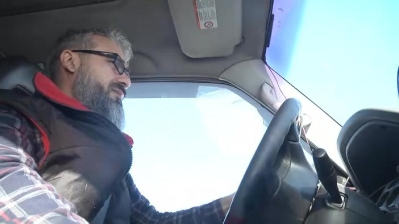 Известный блогер Руслан Внедорожный приехал в Липецк