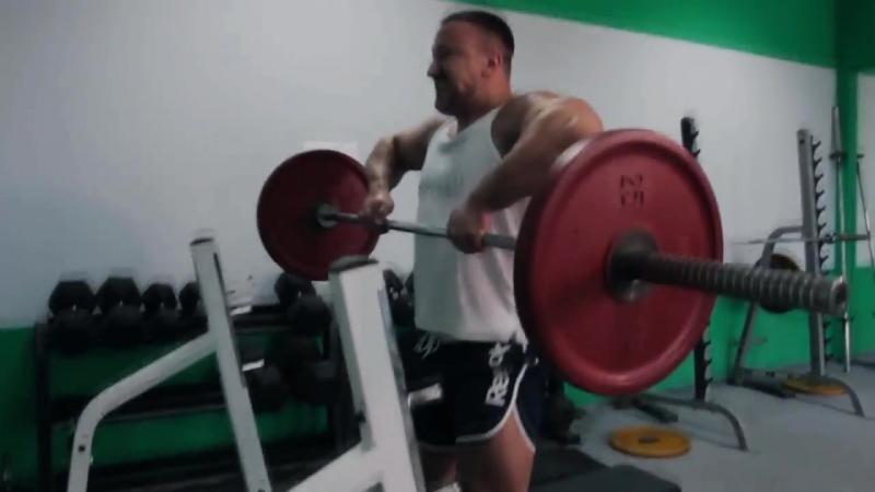 Александр Тихомиров - Мотивация на жим лежа! [2017]