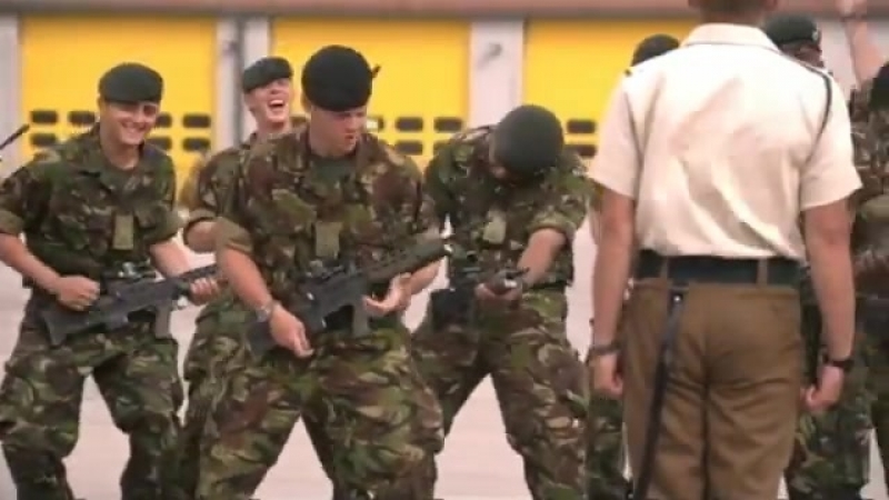 Status Quo In The Army Now (2010) (official video)