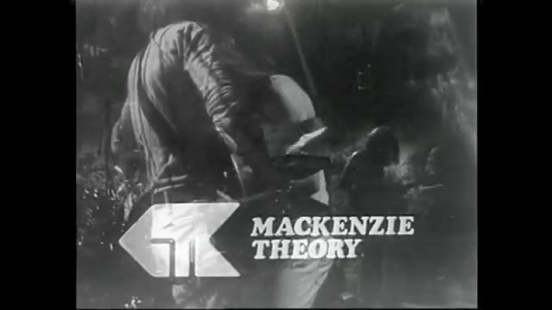 Mackenzie Theory - Extra Terrestrial Boogie