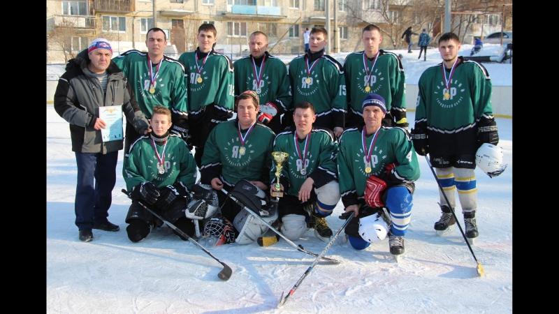 Награждение-турнир по хоккею памяти С. Новгородцева