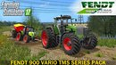 Farming Simulator 17 FENDT 900 VARIO TMS SERIES TRACTOR