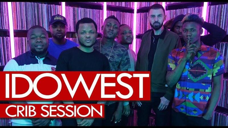 Idowest freestyle - Westwood Crib Session
