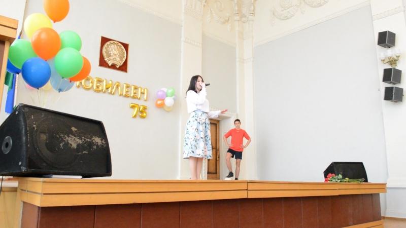 Виктория Гусаренко «Герои спорта»