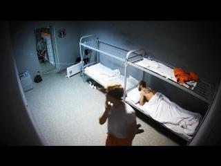 Danger! В тюрьму проник страшный вирус однобровых.