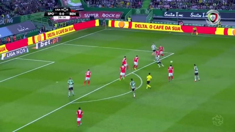 5 мая Лига Сагреш Спортинг-Бенфика 0-0.Обзор матча.