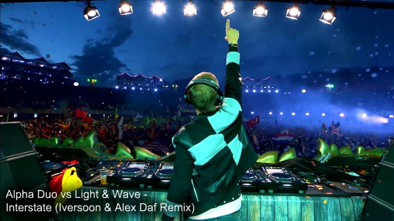 Alpha Duo vs Light Wave - Interstate (Iversoon Alex Daf Remix) [Tune of the Week] ASOT641