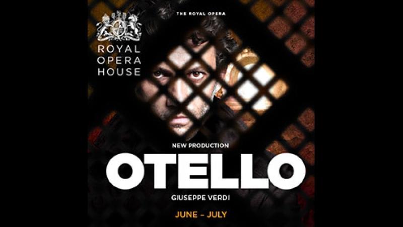 OTELLO- Kaufmann- Agresta- Pappano -Royal Opera House-24.06.2017