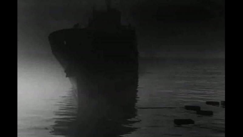 Девять жизней 1957 Режиссер Арне Скоуэн драма военный история рус субтитры