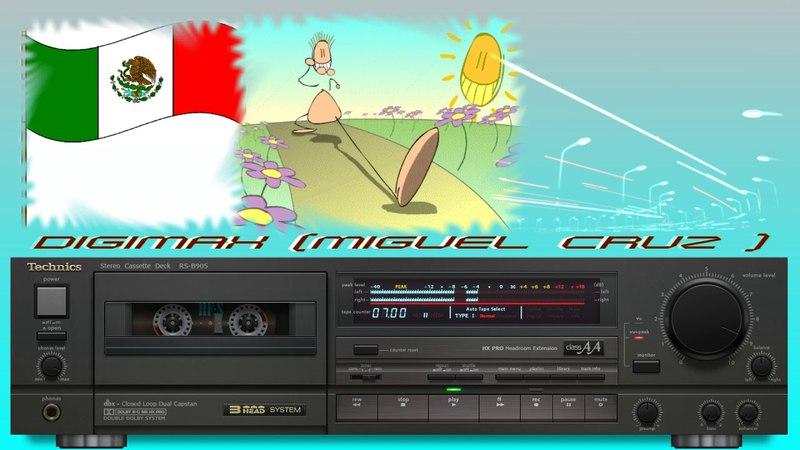 DigiMax 80 Mexico style by Miguel Cruz