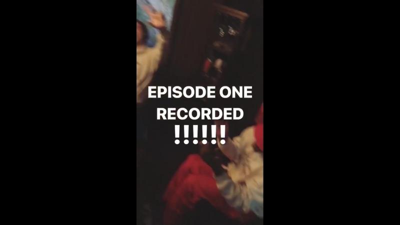 KB: Kendall Jenner através do Instagram Stories do Fai.