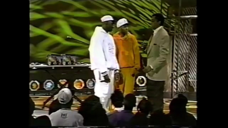 Pete Rock C.L. Smooth They Reminisce Over You (T.R.O.Y.) [Soul Train December 26, 1992]