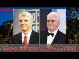 Голливудские звезды в 80-х годах и сейчас ..