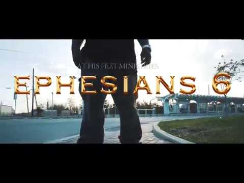 Christian Rap - Ephesians 6 - At His Feet Ministries Music Video(@ChristianRapz)