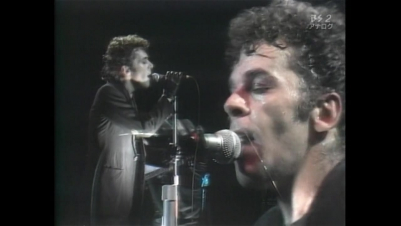 Ian Dury The Blockheads Hit Me with Your Rhythm Stick 14 20 Rock for Kampuchea 1981 Complete Version