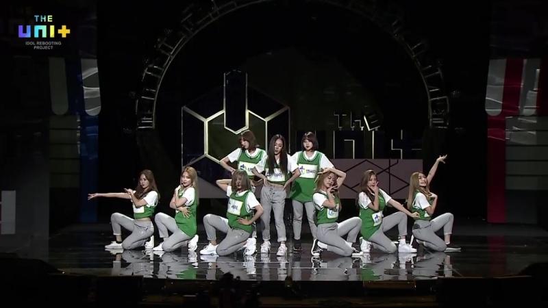 Green Team (Viva, Genie) - My Turn Evaluation Stage @ The Unit