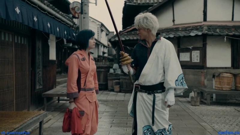 Японский меч [фильм Гинтама]