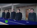 North Korea: WATCH moment thousands rejoice after Kim Jong-un's rocket launch