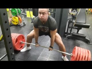 deadlift: 320kg. weight: 97-100. age: 24.
