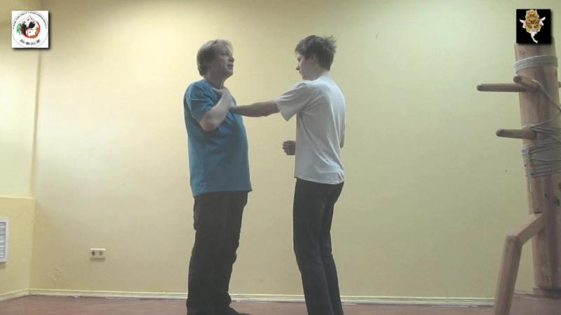 DAI SIFU SERGEI SHELESTOV MISTER MAXIM YUSHKIN OPEN HANDS FEELINGS TRAINING 30