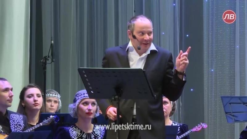Уникальный моноспектакль в исполнении Даниила Спиваковского увидели липчане