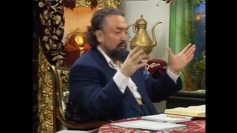 Allah dünyayı geçim derdi yaşansın, hayatla boğuşulsun diye yaratmamıştır (2)