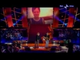 Fausto Leali e Fabrizio Moro - Una piccola parte di te (Sanremo 2009)