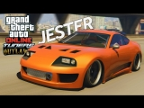 GTA Wise Guy GTA 5 UNRELEASED SUPRA! Dinka Jester Classic Customization and Gameplay