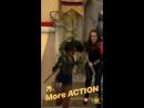 «Insta-stories» детского телеканала Никелодеон 24.02