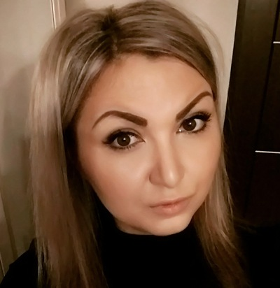Яна Дамировна
