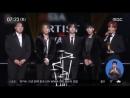 180519 MBC 투데이 연예톡톡 슈퍼주니어 - 필리핀 MYX Music Awards - 블랙수트 - MTVLAKPOPSJ PremiosMTVMiaw @SJofficial