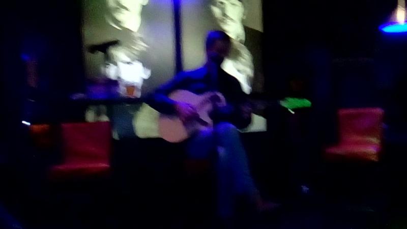 Дмитрий Михеенко Blues Собеседник - Блюз-косяк (Краснодар, The Rock-bar Classic, 26.10.2017)