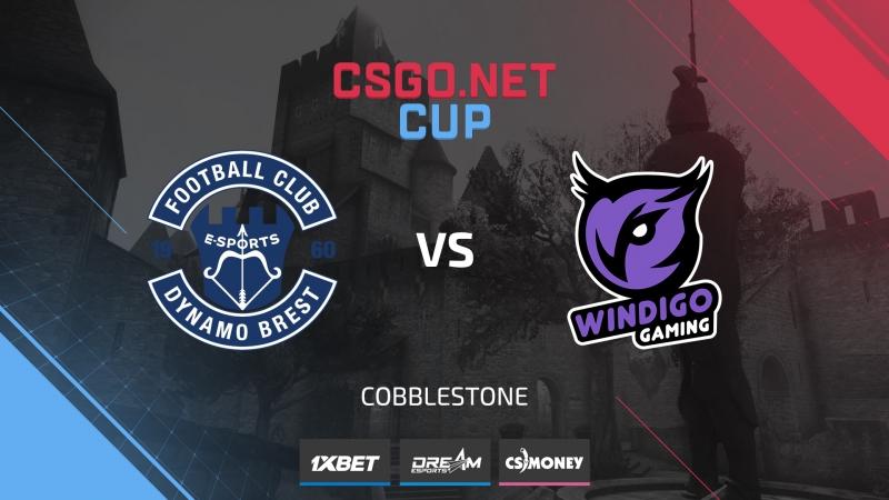 GoodJob vs Windigo de cbble Cup 1