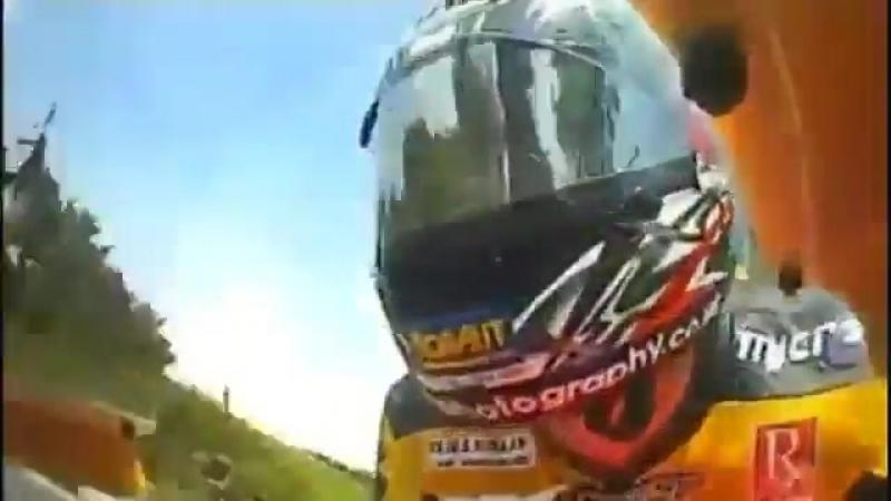 Клип ТТ (Турист Трофи) мото гонки на острове Мэн 2-Смертельный адреналин