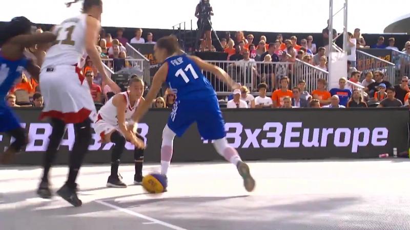 Anastasia Logunova _ MVP Mixtape - FIBA 3x3 Europe Cup 2017