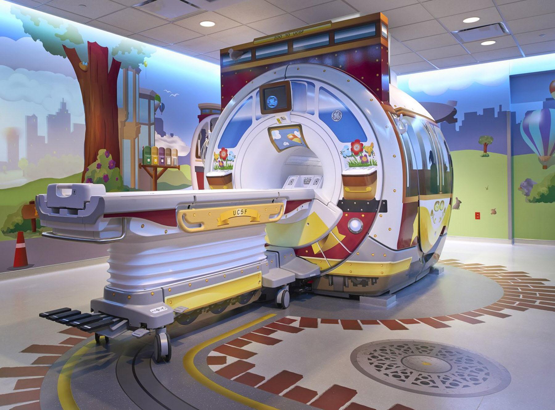 МРТ в детской клинике