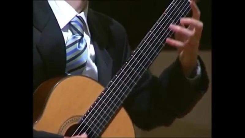 1001 J. S. Bach / V. Dešpalj - Violin Sonata No.1 in G minor, BWV 1001 - Petrit Çeku, guitar